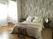 dormitorio rustico chic natural 3